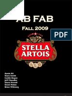 Stella Artois Campaign