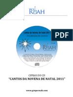 CantosCifradosRuah-CDNovenadeNatal
