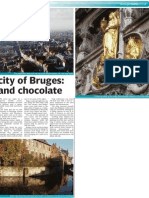 Bruges Travel Feature 2 of 2