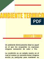 AMBIENTE_TERMICO