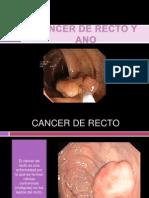 6 Cancer de Recto y Ano- Melba Carrera