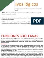 Diapositiva de Los Conectores Logicos