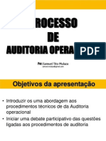 Processo de Auditoria Stm