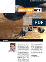 BlenderArt Magazine - 09 - Space