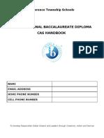 CAS book- IB