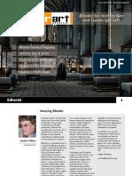 BlenderArt Magazine - 06 - Blender for Architecture & Games Special