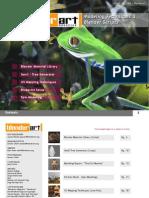 BlenderArt Magazine - 05 - Modeling Techniques & Blender Scripts