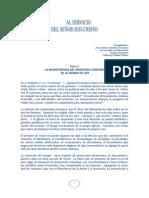 LA MAGNIFICENCIA DEL MINISTERIO CRISTIANO VS. EL MUNDO DE HOY.