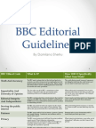 BBC Editorial Guidelines