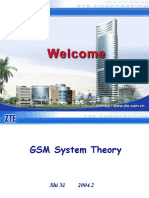 GSM System Theory