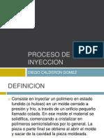 PROCESO DE INYECCION