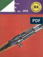 Wydawnictwo Militaria - TBiU_091 - Mauser Wz