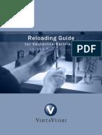 Vihtavuori Reloading Guide Ed9 Updt July2011 Eng