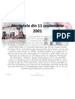 Atentatele Din 11 Sept Em Brie 2001