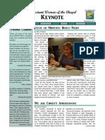 PWOC Keynote, December 2011