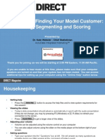 Webinar 3 Steps Model Customer