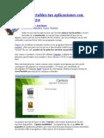 Haz Portables Tus Aplicaciones Con Cameyo