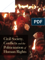 Civil Society, Conflicts and the Desecuritization of Human Rights