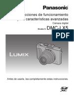 Manual Usuario Lumix DMC-LX5