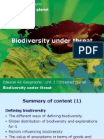 03 Biodiversity Under Threat