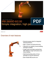 IRB 2600ID-8_2.00 Product Presentation
