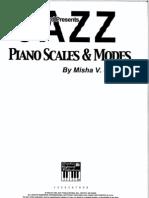 Misha Stefanuk - Jazz Piano Scales and Modes