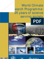 World Climate Research Programme_25 Years of Science Serving Society