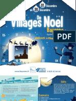 programme_2011 marché de noel bayonne