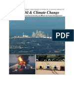 Peak Oil & Climate Change