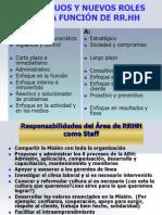 Present. 1 Concepto y Diseño del cargo