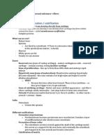 Slide-Test Notes 1