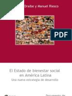 El Estado de Bienestar Social en Am Latina