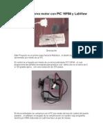 f67357728 Control de Servo Motor Con PIC 16F84 y LabView