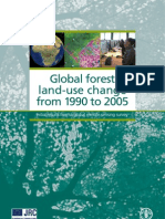 FAO Global Forest Land-use Change 1990-2005 Summary_Report