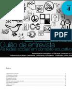 Guiao Entrevista Grupo Quatro