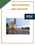 Reporte de Investigación Tepotzotlán
