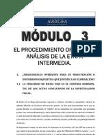 El Procedimiento Ordinario. Análisis de la Etapa Intermedia.