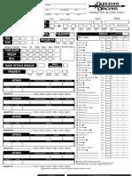 Character Sheet - Druid v3.5