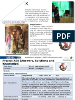 AIESEC Chandigarh Project ASK
