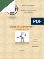Analisis de Problemas y Toma de Decisiones - Metodos Cuantitativos y Cualitativos