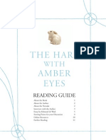 The Hare With Amber Eyes by Edmund de Waal Reading Guide