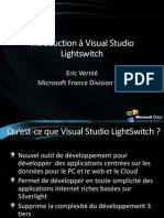Introduction a Microsoft Visual Studio Light Switch
