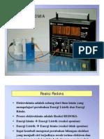 Bab 7 Elektrokimia