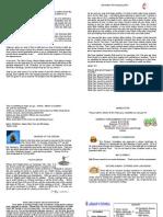 Newsletter Dec