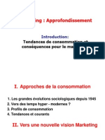 Marketing Approfondissement Introduction)