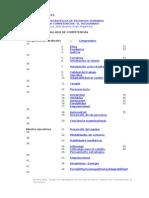 Diccionario Competencias Laborales