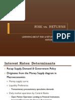 Risk & Historical)