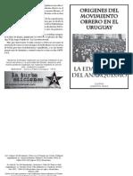 Origenes del movimiento obrero en el Uruguay