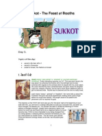 the feast of sukkot - day 3