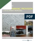 COP Vehicles Parking Provision